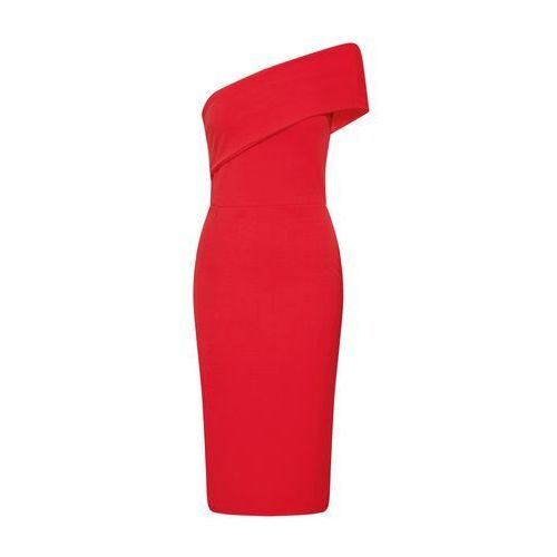 Missguided Sukienka czerwony