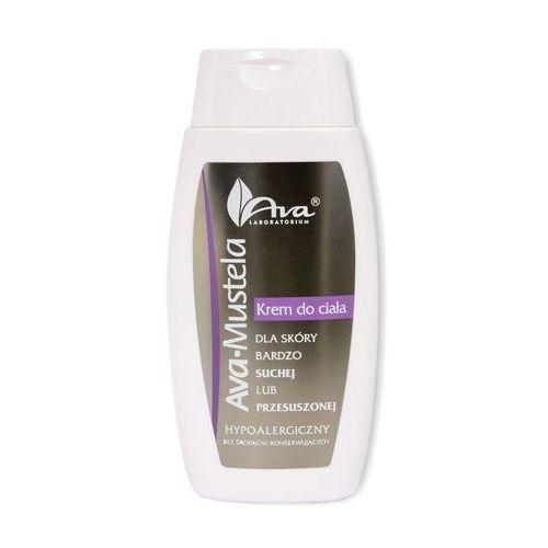 Ava mustela krem do ciała skóra bardzo sucha 250 ml hipoalergiczne marki Ava laboratorium