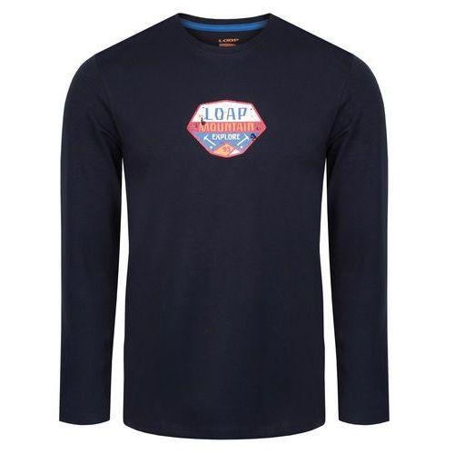 Loap loap termo koszulka męska aval dark blue s