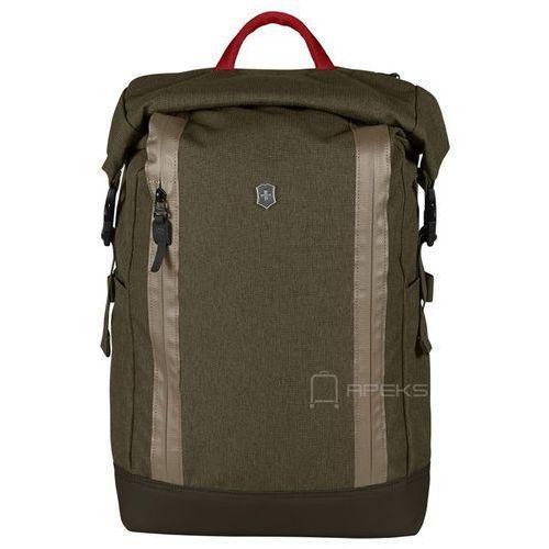 "Victorinox Altmont Classic Rolltop plecak na laptop 15,4"" / ciemnozielony - Olive (7613329045343)"