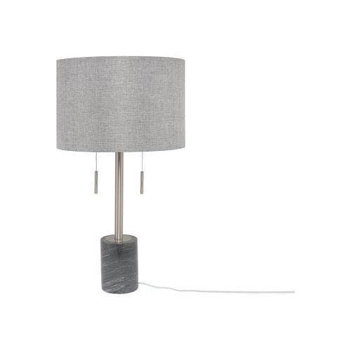 Lampka stołowa szara ARPA (4251682201285)