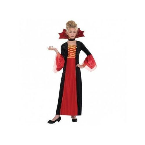Kostium gotycka księżniczka dla dziewczynki - 8/10 lat (134) marki Amscan