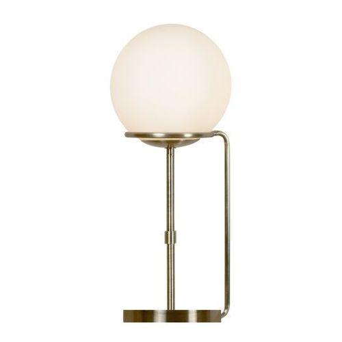 Searchlight Eu8092ab lampa stołowa klasyczna sphere