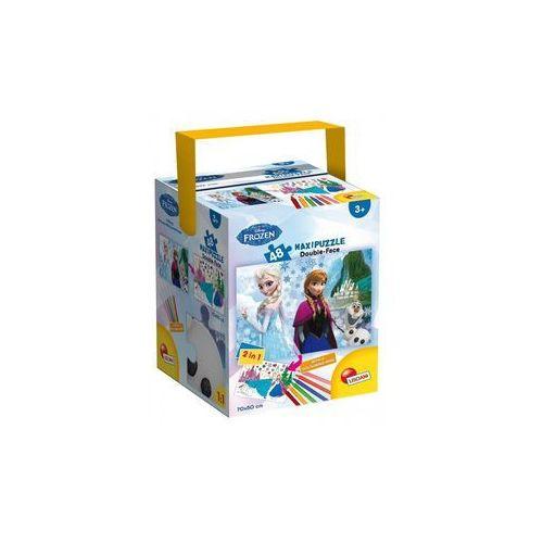 Liscianigiochi 48 el. frozen maxi w walizce (8008324051304)
