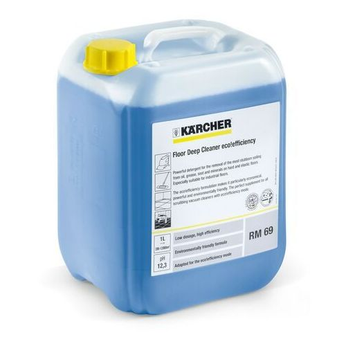 Rm 69 asf eco!efficiency - alkaliczny środek do podłóg - 10 l marki Kärcher