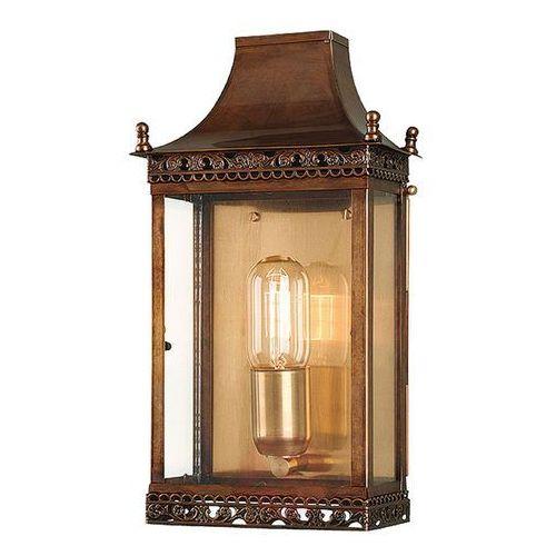 Ozdobna lampa zewnętrzna Regents Park, mosiądz (5024005509103)