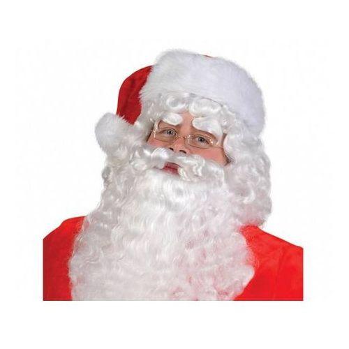 Peruka z brodą Święty Mikołaj (0048419966241)