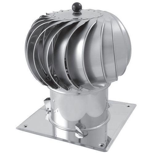 Turbowent Podstawa Kwadratowa Otwierana - Standard TU250CHCH