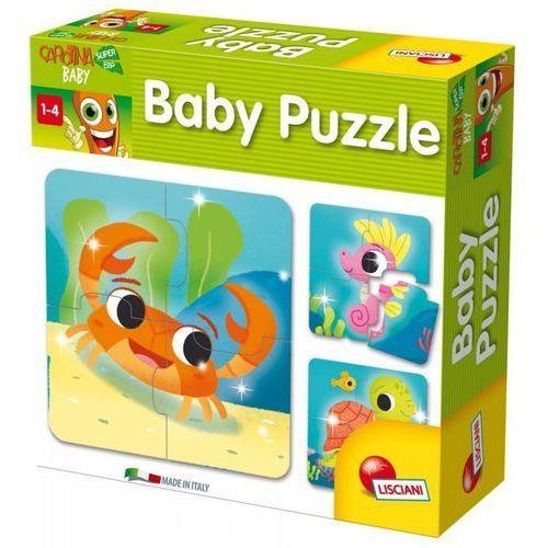 LISCIANIGIOCHI Karotka Baby puzzle