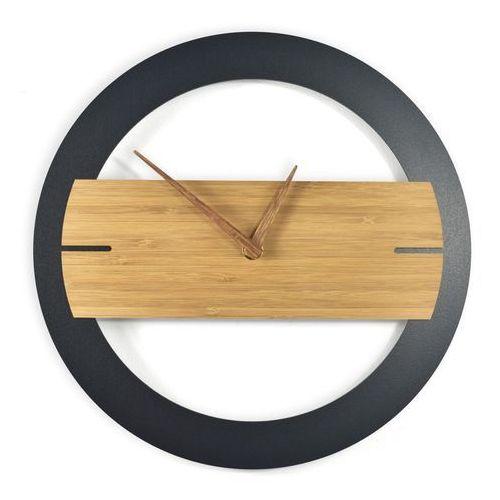 Zegar ścienny Bamboos KarmeLove