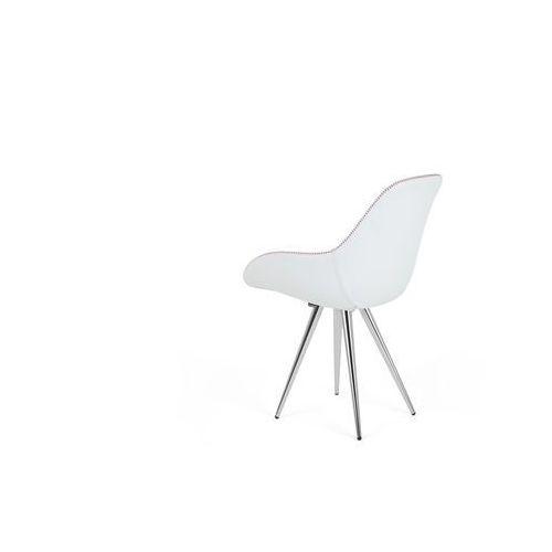 Kubikoff Krzesło ANGEL DIMPLE POP skóra angeldimplepop-leather, angeldimplepop-leather