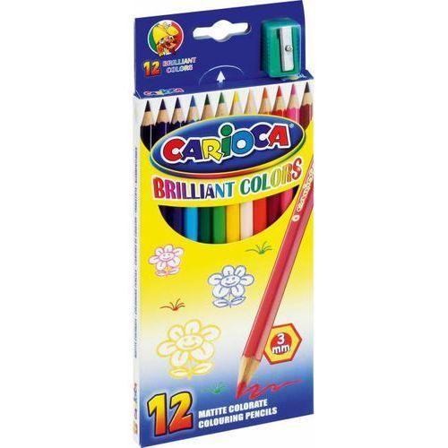 Kw trade Kredki ołówkowe 12 kolorów 40380 carioca - x00655