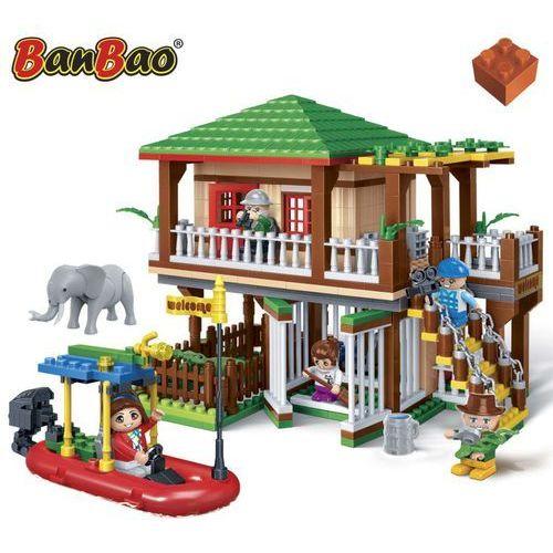 BanBao Wycieczka na safari - zestaw klocków, 6652 Darmowa wysyłka i zwroty