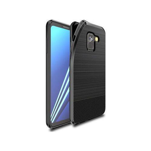 Etui Dux Ducis Mojo magnes Samsung Galaxy A8 2018 czarne, kolor czarny