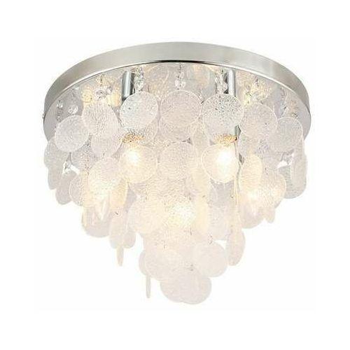 Zuma line pardo 18366 plafon lampa sufitowa 8x40w e14 chrom