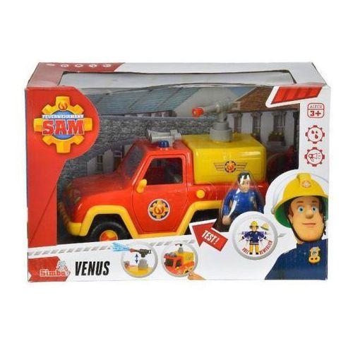 strażak sam, pojaz d venus z figurk marki Simba