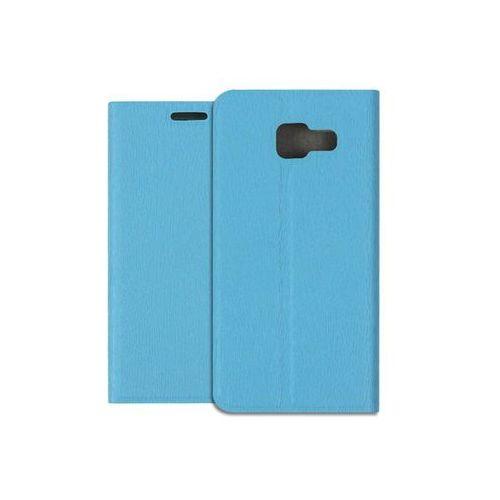 Samsung galaxy a3 (2016) - pokrowiec na telefon - niebieski marki Etuo flex book