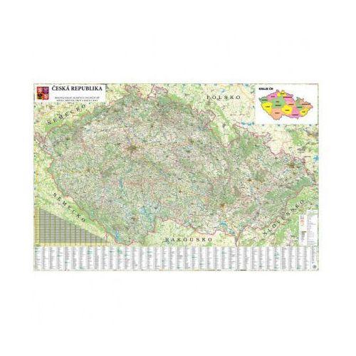 Mapa drogowa Czech, książka z kategorii Mapy i atlasy