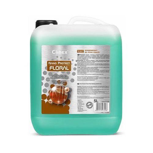 Preparat czyszczący CLINEX Nano Protect Floral 5L 70-334