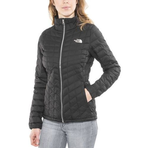 The North Face THERMOBALL URBAN Kurtka Outdoor black/silver, nylon
