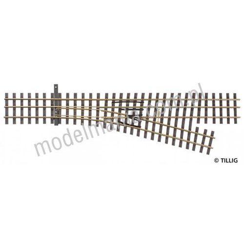 Rozjazd H0/H0e-H0e prawy Tillig 85191