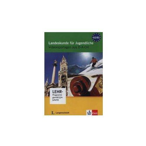 Landeskunde für Jugendliche DVD (Płyta DVD) (9783126051491)