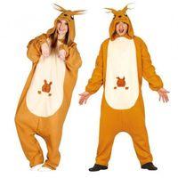 Strój dla dorosłych piżama kangur, Guirca