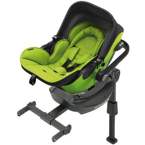 Kiddy evoluna i-size (0-13 kg) fotelik samochodowy + baza isofix 2017 – lime green