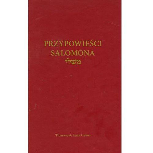 Przypowieści Salomona (9788389129970)