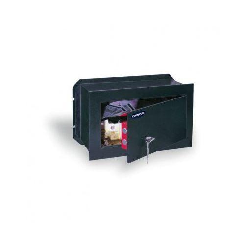 Sejf ścienny mechaniczny - klasa A, 280 x 450 x 200 mm (9006071607583)