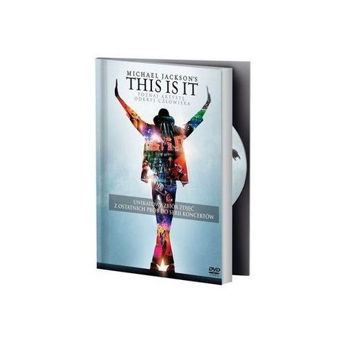 Michael Jackson's This Is It! (DVD) - Kenny Ortega (5903570140723)