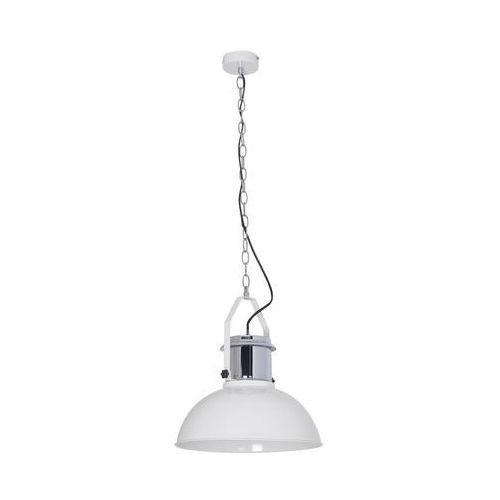Lampa wisząca TED biała E27 INSPIRE