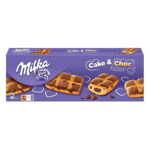 175g cake and choc ciastka biszkoptowe z czekoladą marki Milka