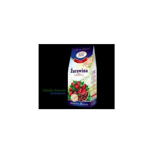 Malwa Herbatka owocowa żurawina 80 g (5902781001397)