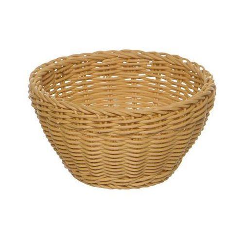 Koszyk okrągły z polipropylenu   śr. 200x(H)80mm   różne kolory