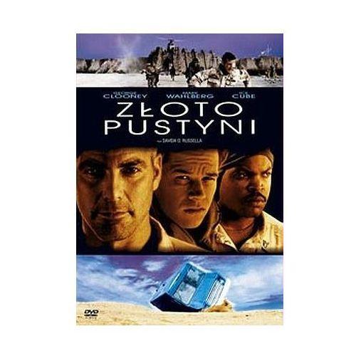 Złoto pustyni (DVD) - David O. Russell. DARMOWA DOSTAWA DO KIOSKU RUCHU OD 24,99ZŁ