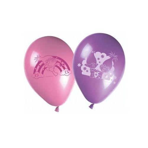 Procos disney Balony urodzinowe trolle - 28 cm - 8 szt (5201184881699)