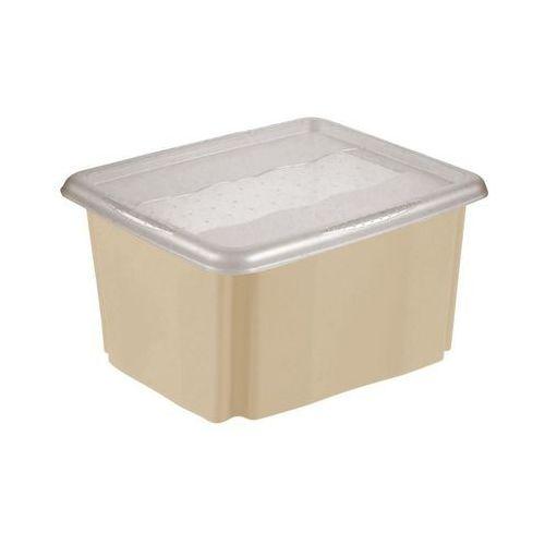Keeeper Skrzynka nastawna z pokrywą 24 l 42.5 x 35.5 x 22.5 cm (4052396043174)
