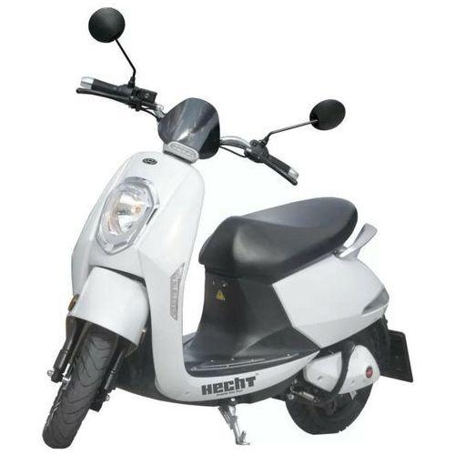Hecht czechy Hecht grace white skuter elektryczny akumulatorowy e-skuter motor motocross motorek motocykl - oficjalny dystrybutor - autoryzowany dealer hecht (8595614924641)