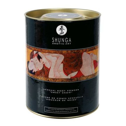 Puder do ciała - Shunga Sensual Powder Exotic Fruits Egzotyczne owoce