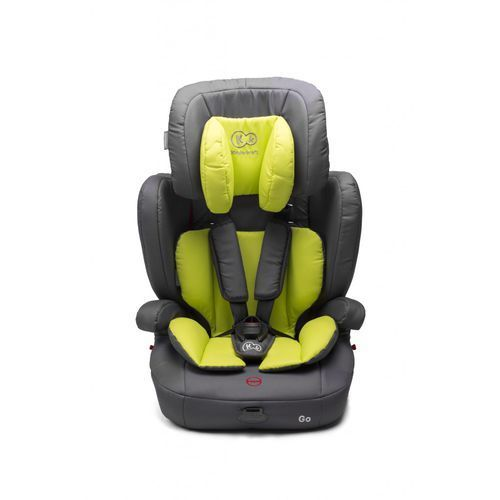 Kinderkraft Fotelik samochodowy go zielony (9 - 36 kg) + darmowy transport! (5902533901609)