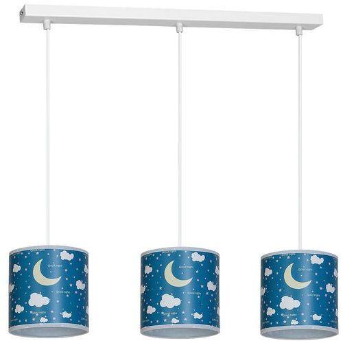 863 lampa wisząca potrójna night time noc marki Eko-light