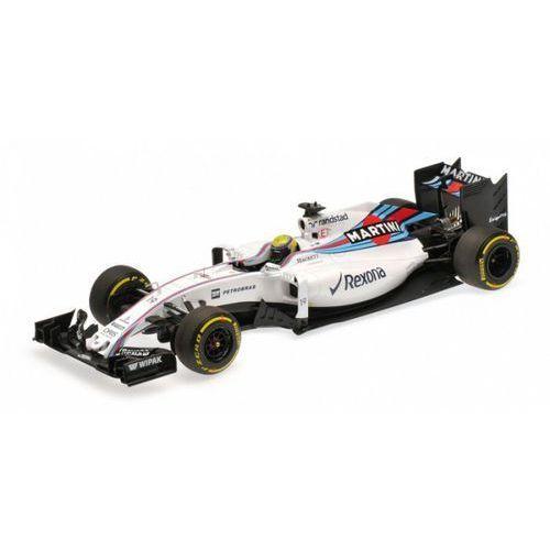 Minichamps Williams martini racing mercedes fw38 #19 felipe massa 2016 - darmowa dostawa!!! (4012138136960)