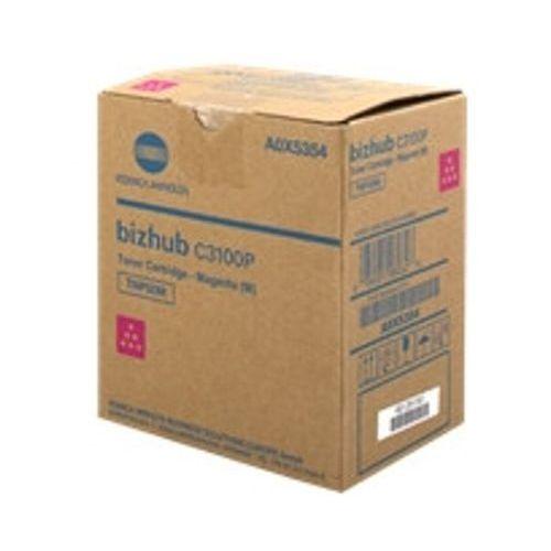 Konica-minolta Toner oryginalny tnp-50m purpurowy do km bizhub c3100 p - darmowa dostawa w 24h