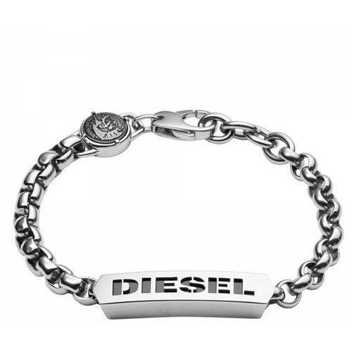 Diesel Bransoletka militaria dx0993040 (4053858698468)