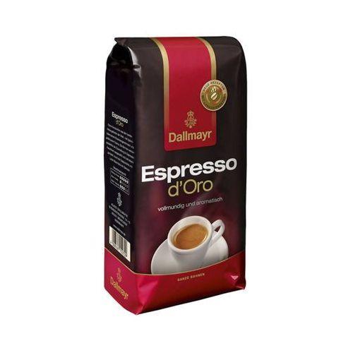 Dallmayr  1kg espresso d'oro kawa ziarnista import