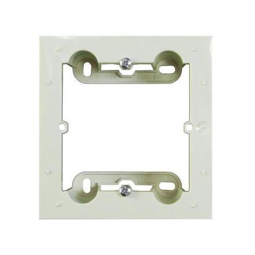 Kontakt-simon Puszka natynkowa simon 54 dpn1/41 pojedyncza kremowa