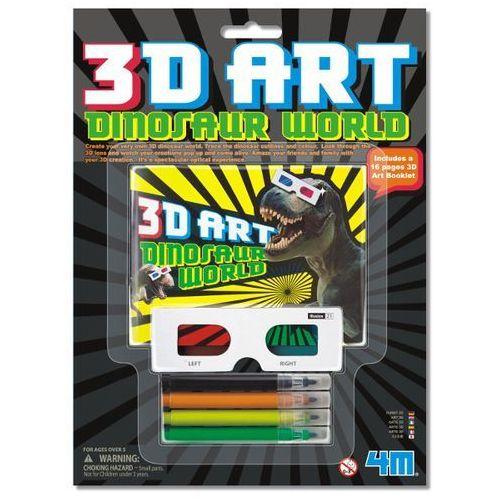 4m Stwórz trójwymiarowy świat dinozaurów (4893156036360)