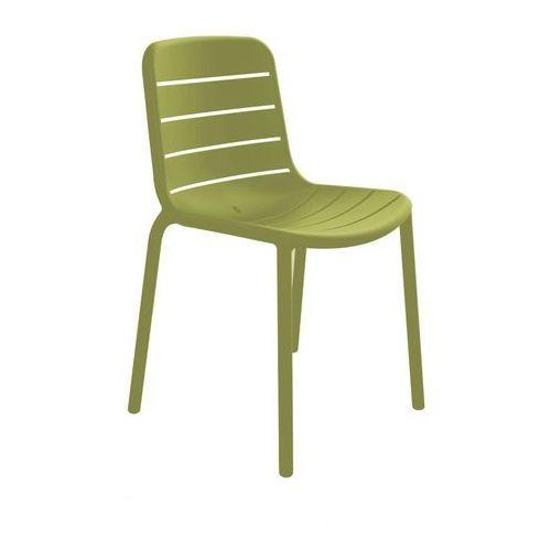 Krzesło gina zielone marki Resol