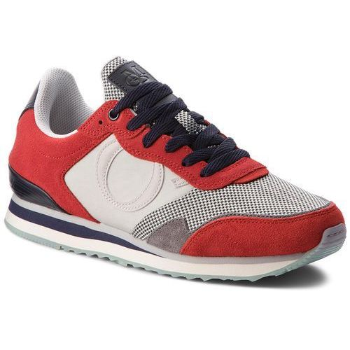 Sneakersy MARC O'POLO - 801 24363501 303 Steel 945, kolor szary